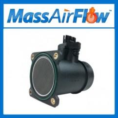 2000-2002 Nissan Sentra 1.8L MAF Sensor