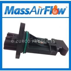 2000-2002 Nissan Sentra MAF Sensor