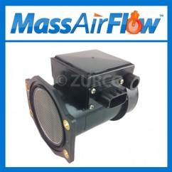 1998-2001 Nissan Altima MAF Sensor JA36-610GA1